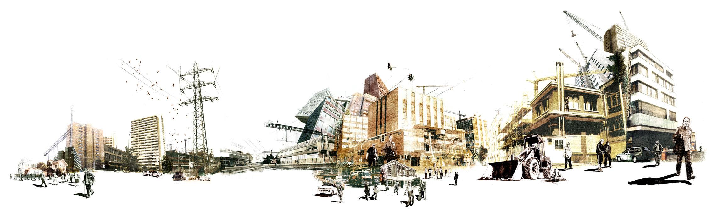 Mise en scène 1 - Kornel Illustration | Kornel Stadler portfolio