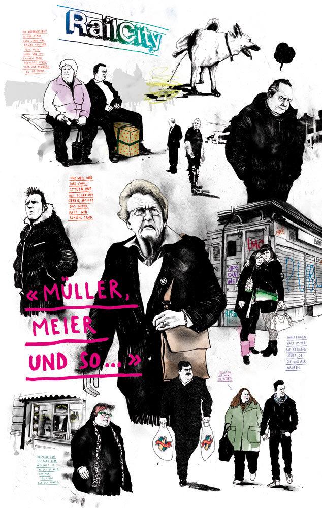 Plakat Master - Kornel Illustration   Kornel Stadler portfolio