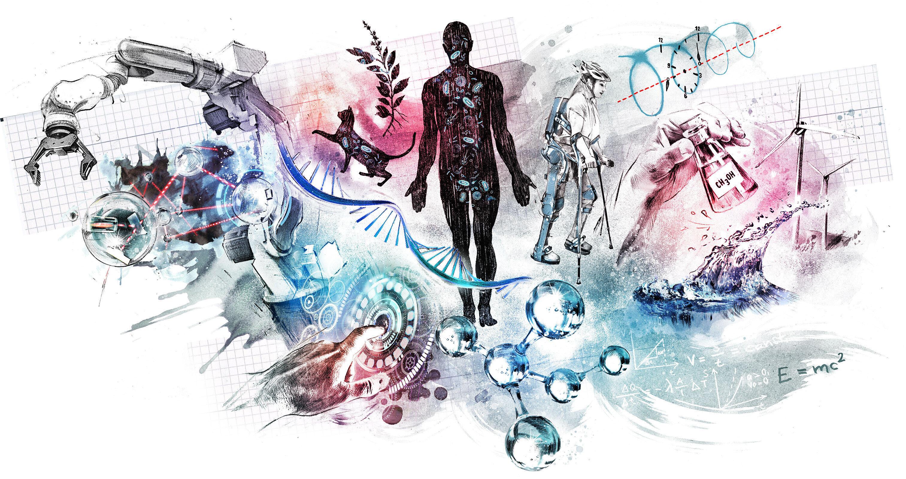 ETH2 - Kornel Illustration   Kornel Stadler portfolio