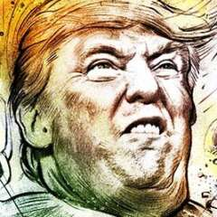Work Hulktrump 3075 631 1100 Kornel Illustration | Kornel Stadler