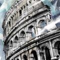 Client Arbeit EU illustration kolosseum rom europa Kornel Illustration | Kornel Stadler