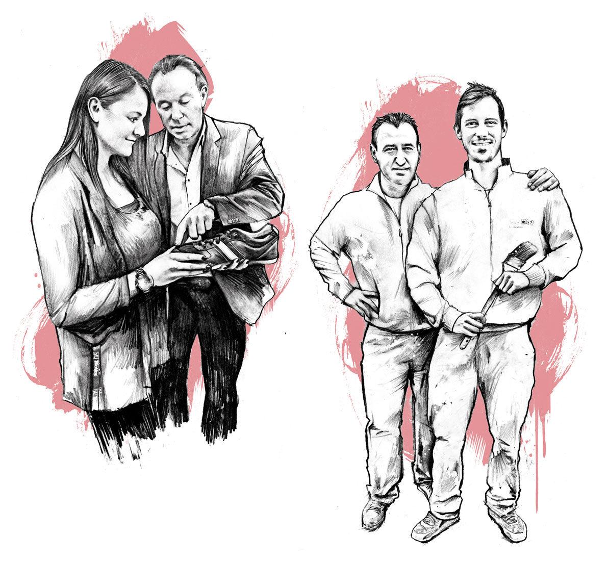 Overall Zusammenstellung 2 - Kornel Illustration   Kornel Stadler portfolio