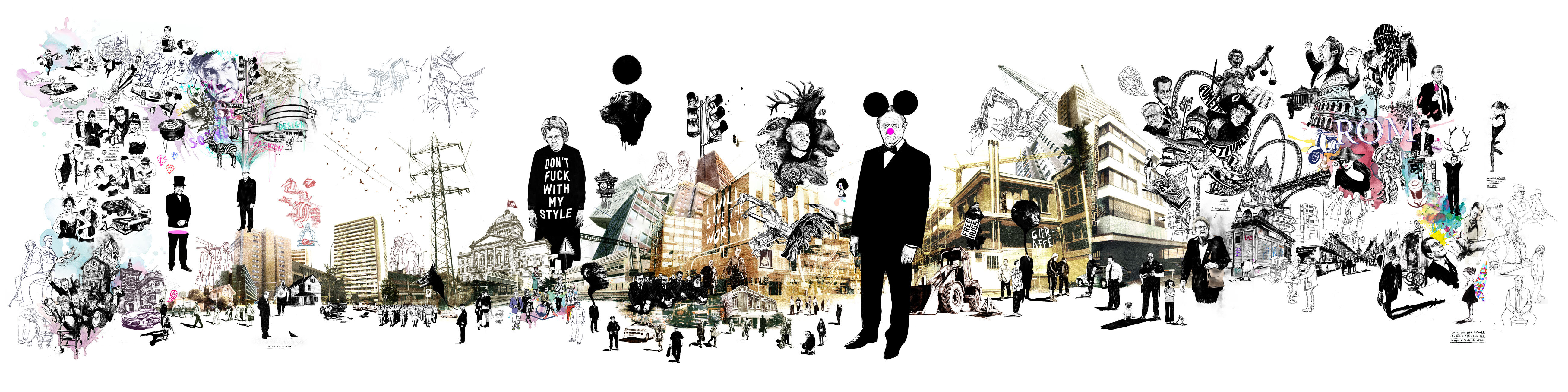 Panel - Kornel Illustration | Kornel Stadler portfolio