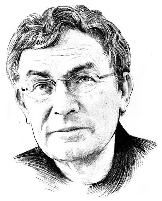Portrait Linkgroup - Kornel Illustration | Kornel Stadler portfolio