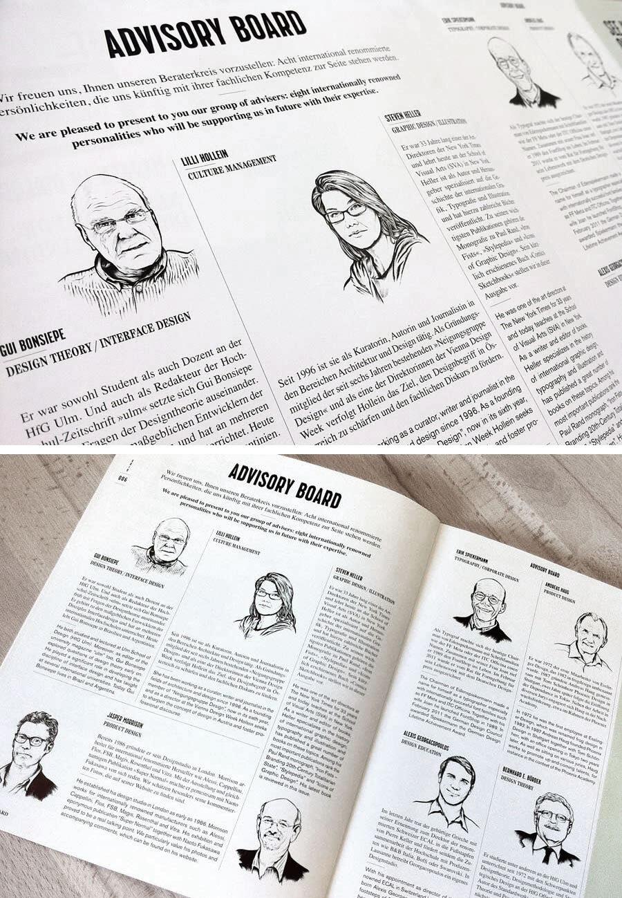 Advisory board - Kornel Illustration | Kornel Stadler portfolio