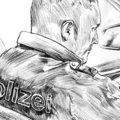 Work Polizei skizze 2915 2141 800 Kornel Illustration | Kornel Stadler