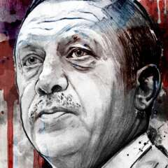 Work Erdogan1 2680 475 1000 Kornel Illustration | Kornel Stadler