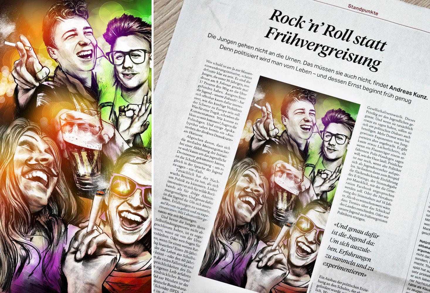 Aaa SZ - Kornel Illustration | Kornel Stadler portfolio