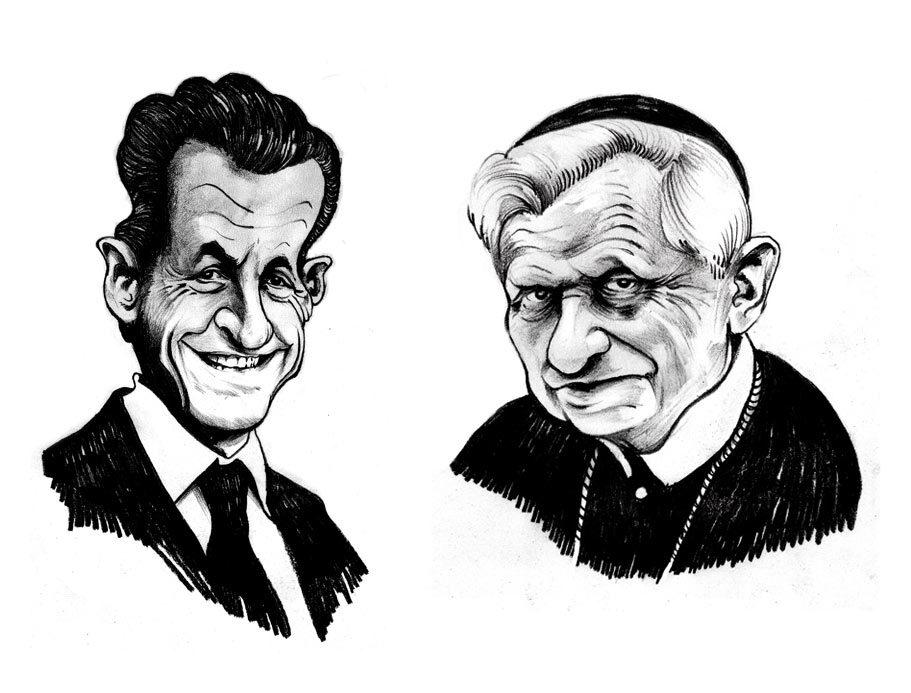 Karikaturen - Kornel Illustration | Kornel Stadler portfolio