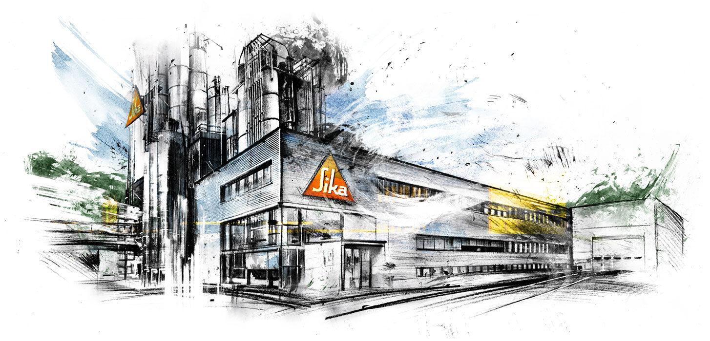 SIKA - Kornel Illustration | Kornel Stadler portfolio