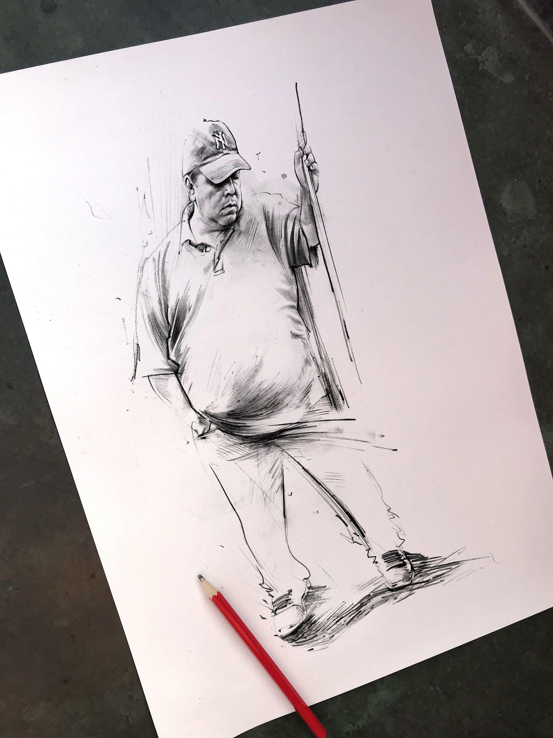 Drawing sketch - Kornel Illustration   Kornel Stadler portfolio