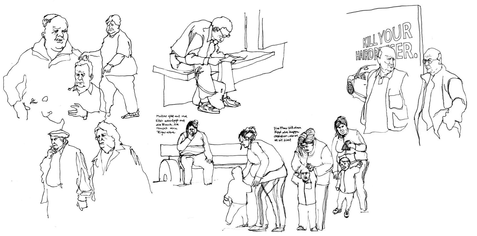 Characters - Kornel Illustration | Kornel Stadler portfolio