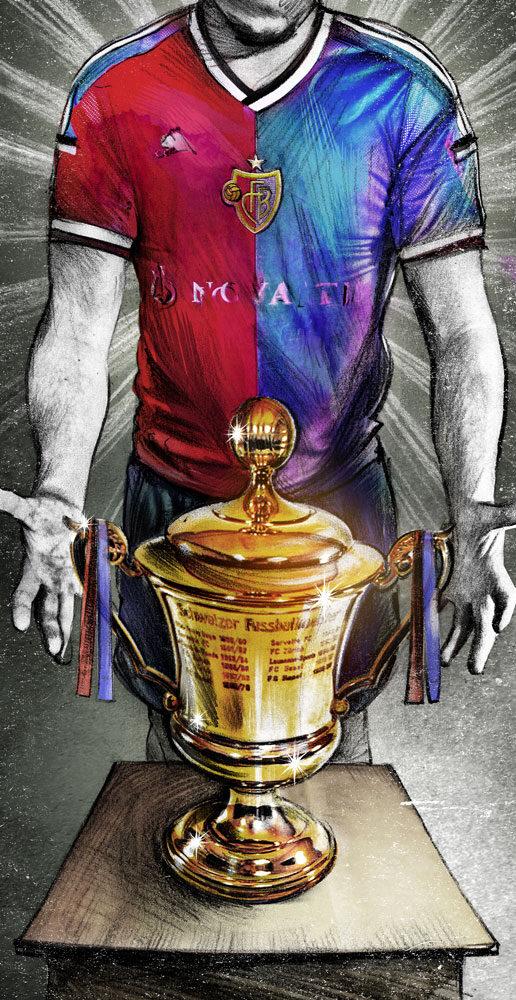 FC Basel - Kornel Illustration | Kornel Stadler portfolio