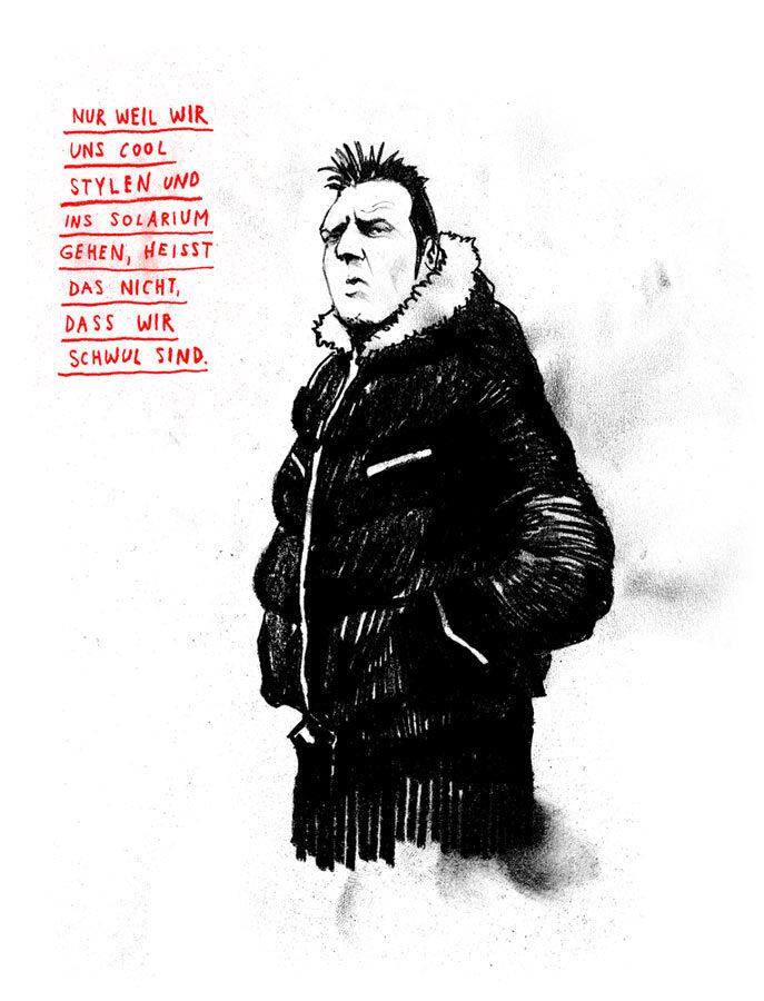 Stylen - Kornel Illustration | Kornel Stadler portfolio
