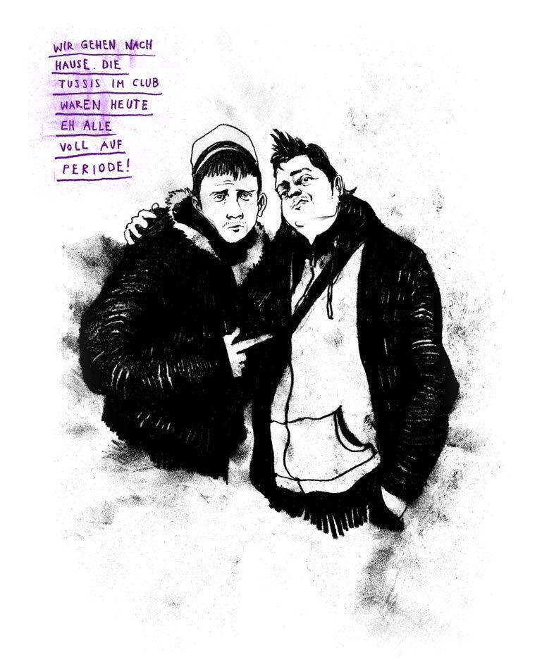 Periode - Kornel Illustration | Kornel Stadler portfolio