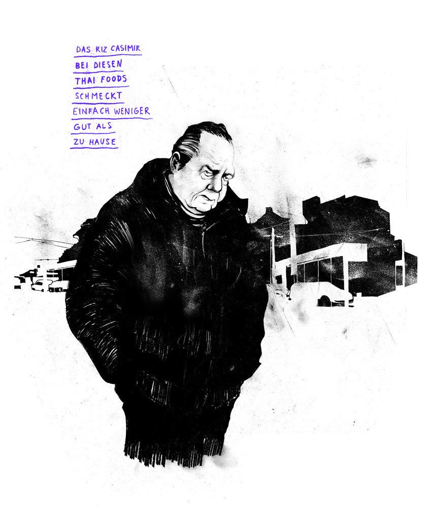 Casimir - Kornel Illustration | Kornel Stadler portfolio