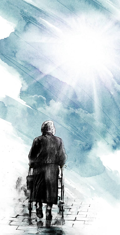 Sterbehilfe illustration - Kornel Illustration   Kornel Stadler portfolio