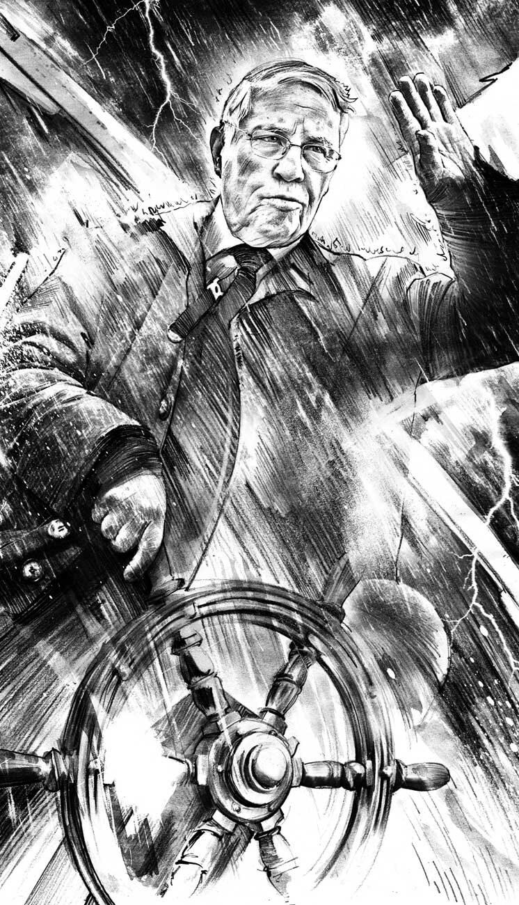 SZ Blocher - Kornel Illustration | Kornel Stadler portfolio