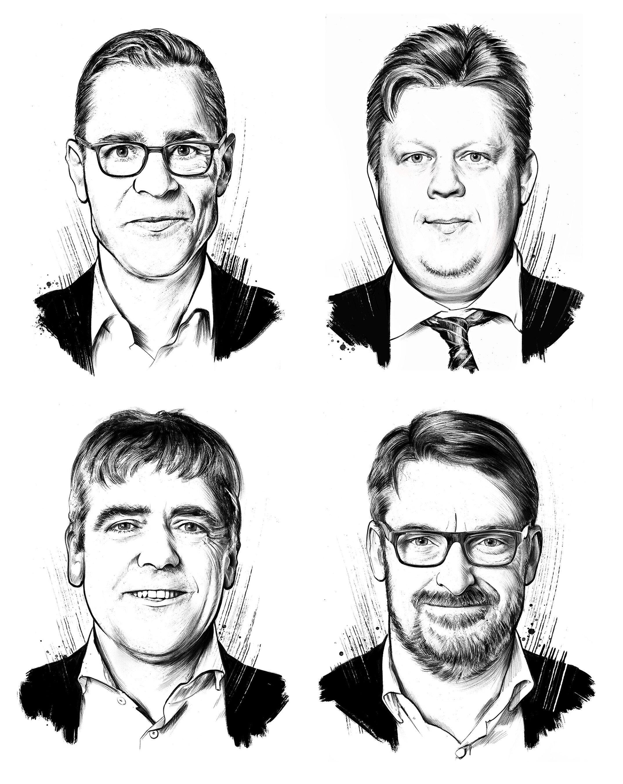 Matthias Hueppi - Kornel Illustration   Kornel Stadler portfolio