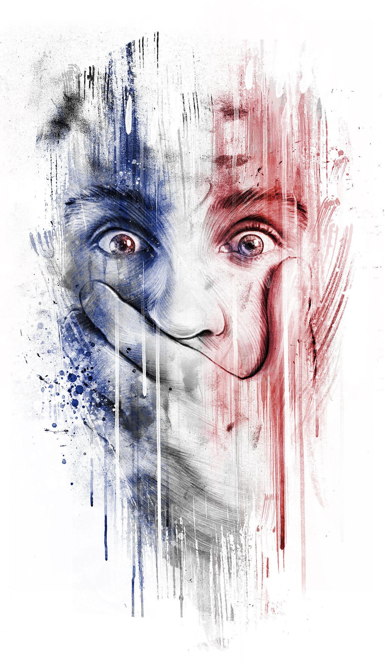 France - Kornel Illustration | Kornel Stadler portfolio