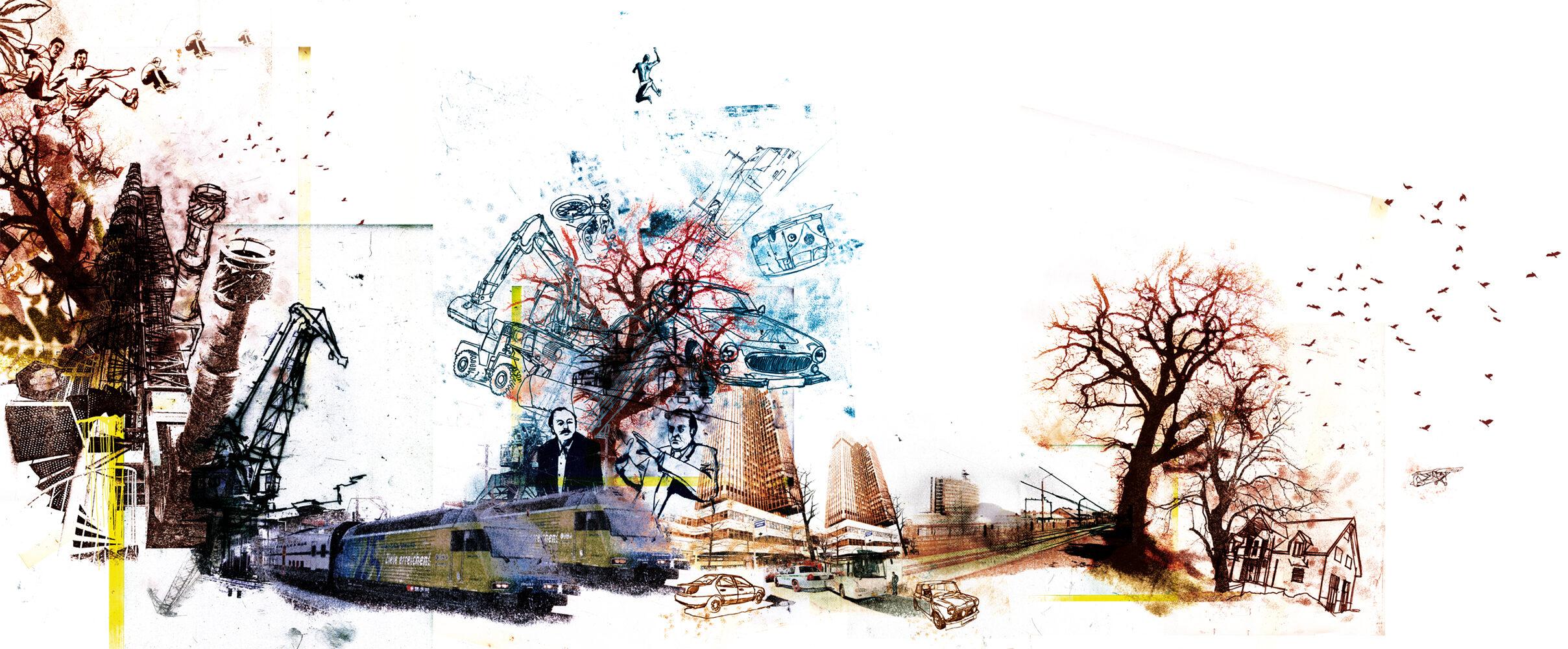Bea - Kornel Illustration | Kornel Stadler portfolio