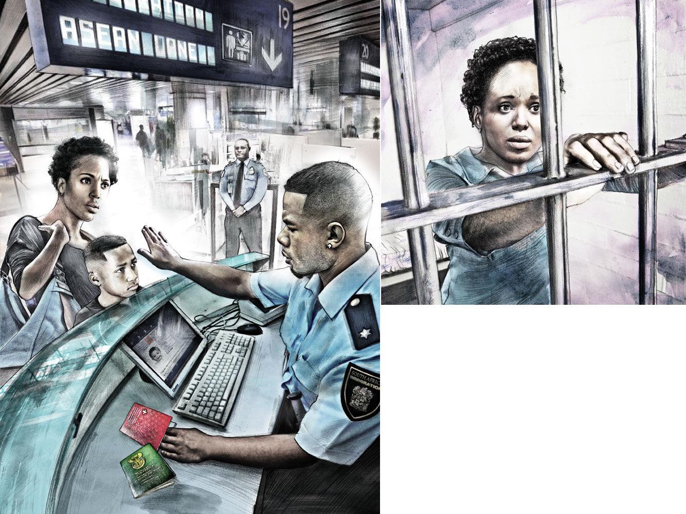 Beobachter5 - Kornel Illustration | Kornel Stadler portfolio
