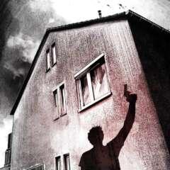 Work Crime scene shadow illustration Kornel Illustration | Kornel Stadler