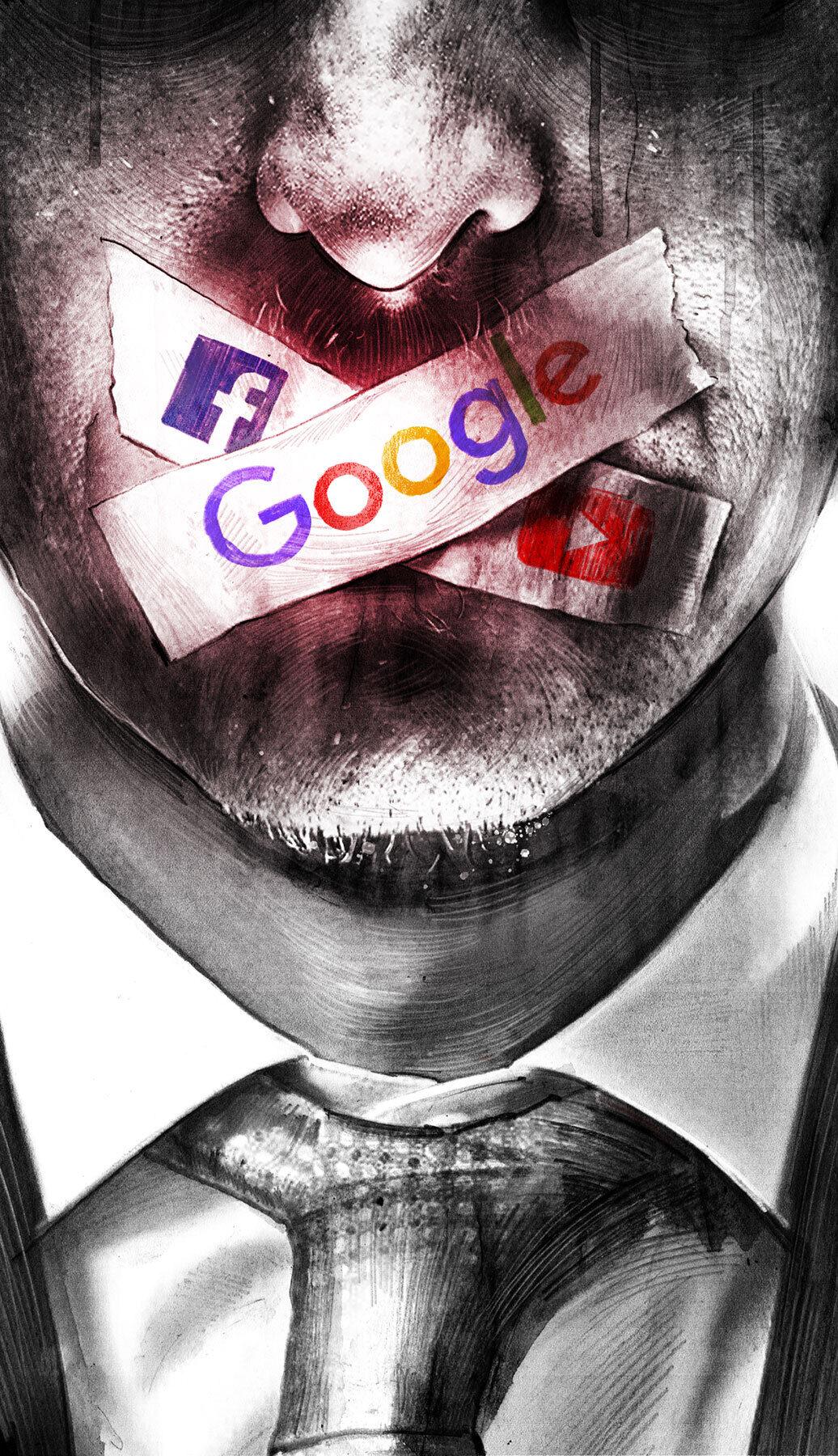 Google - Kornel Illustration | Kornel Stadler portfolio