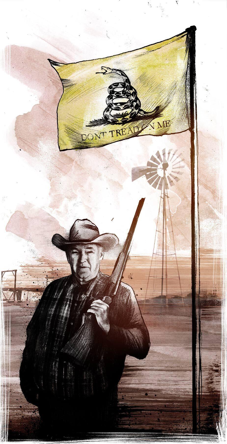 Republican illustration - Kornel Illustration | Kornel Stadler portfolio