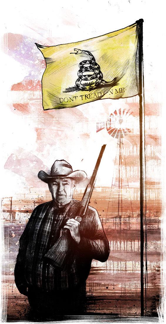 Republican - Kornel Illustration | Kornel Stadler portfolio