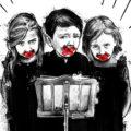 Client Arbeit Singing Kids Kornel Illustration | Kornel Stadler