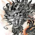 Client Arbeit Dragon web 2935 607 1000 Kornel Illustration | Kornel Stadler
