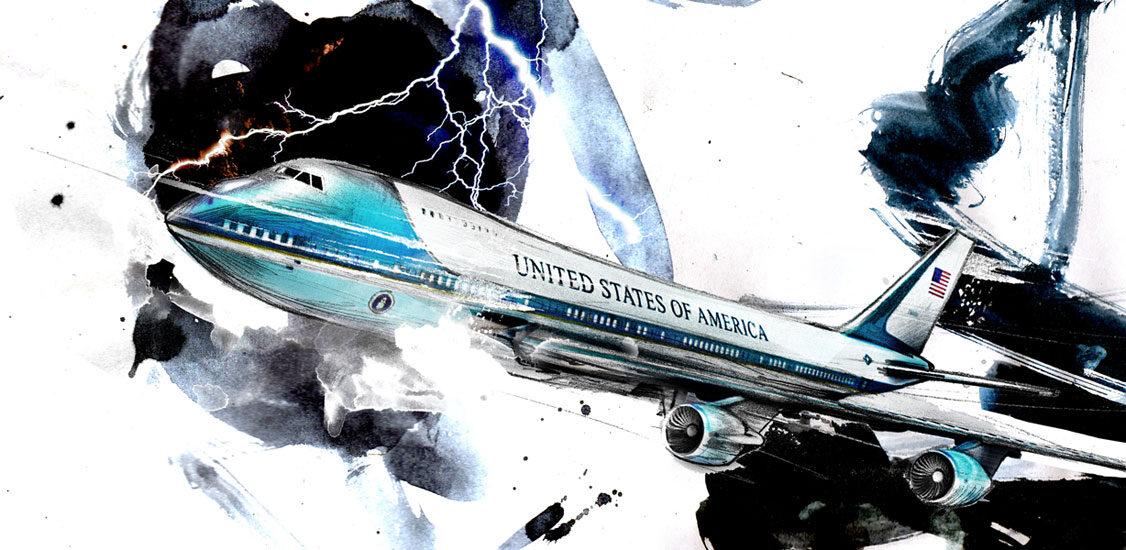 Airforce - Kornel Illustration | Kornel Stadler portfolio