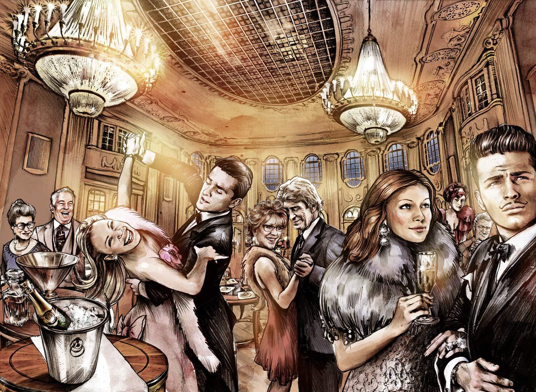 Winterzauber - Kornel Illustration | Kornel Stadler portfolio