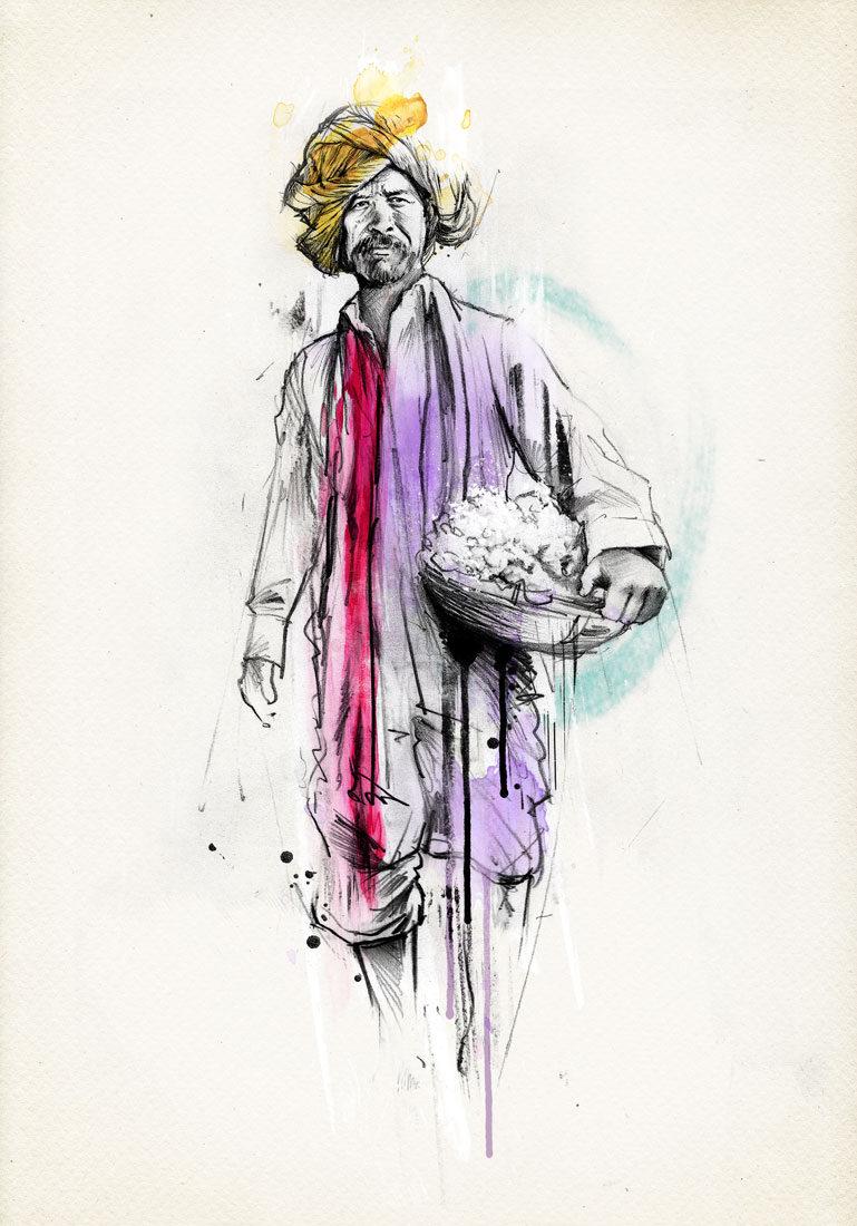 Work - Kornel Illustration | Kornel Stadler portfolio