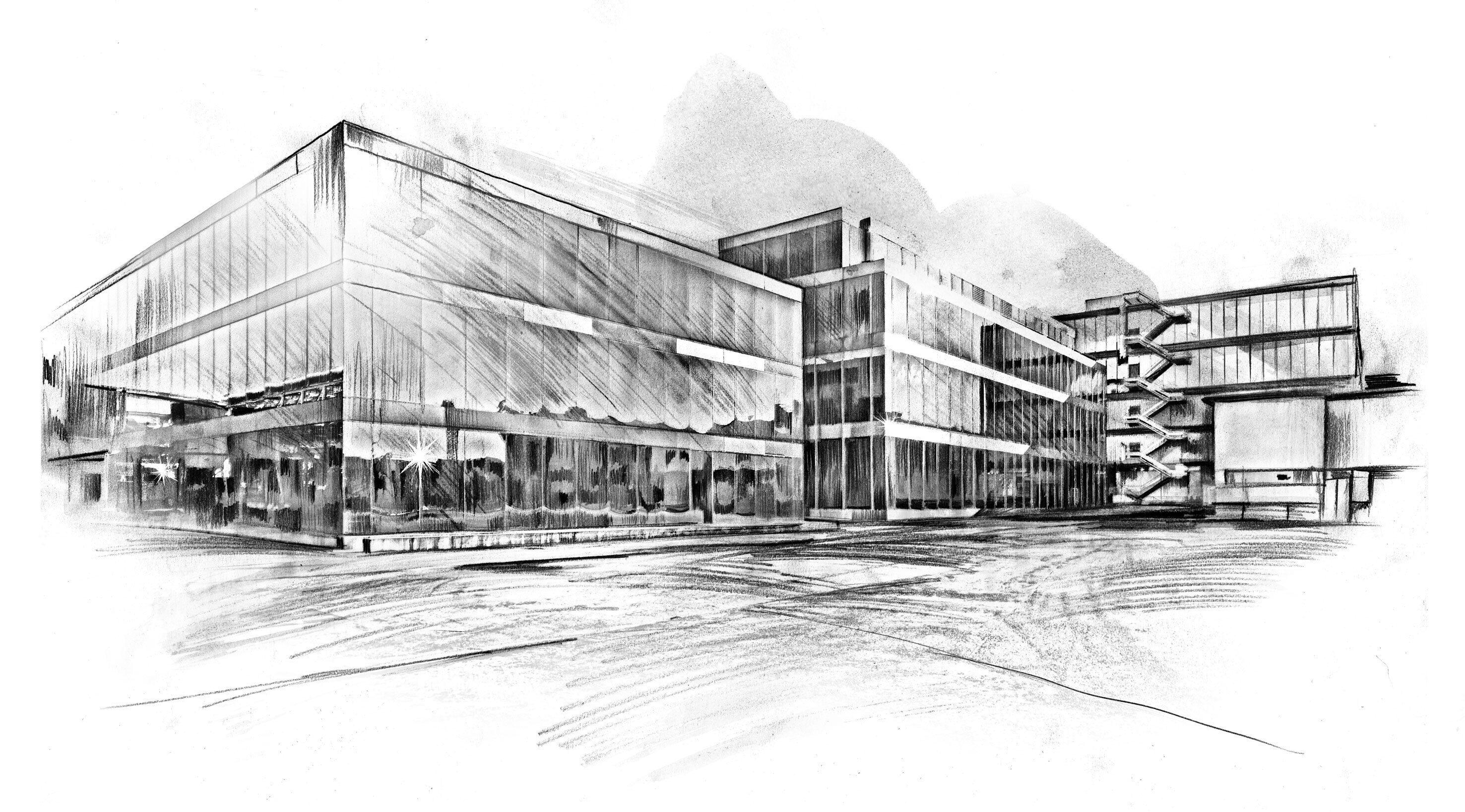 Zofingen - Kornel Illustration | Kornel Stadler portfolio